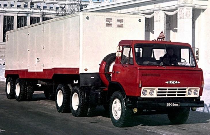 Прототип ЗиЛ-170