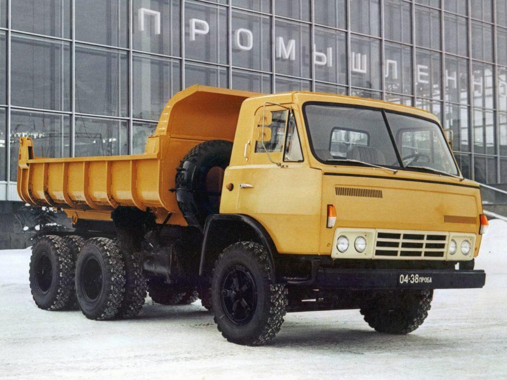 Прототип ЗиЛ-ММЗ-Э5510