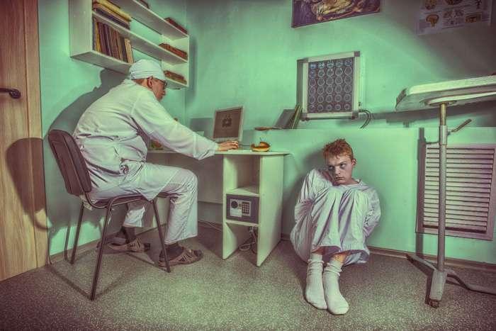 Психическое заболевание
