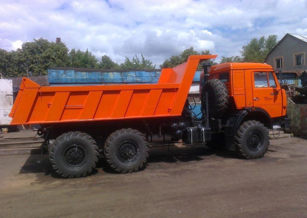 Самосвал КамАЗ-4310
