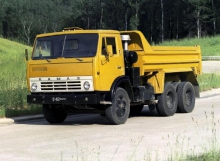 Самосвал КамАЗ-5510