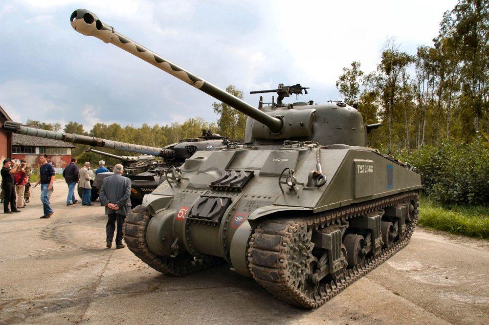 Sherman VC (Firefly)