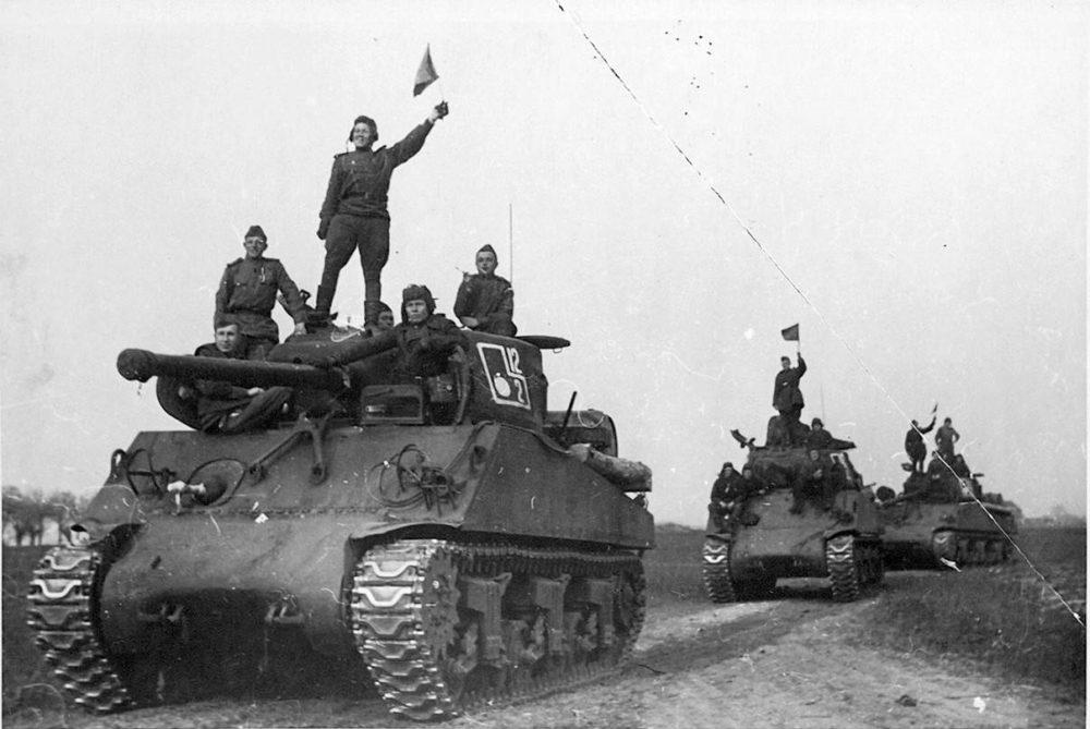 Советские «Шерманы»
