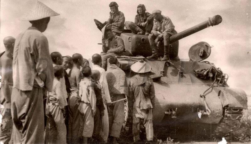 Советский «Шерман» в Маньчжурии