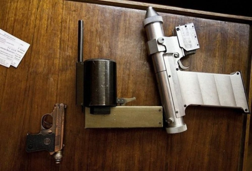 Советское лазерное оружие