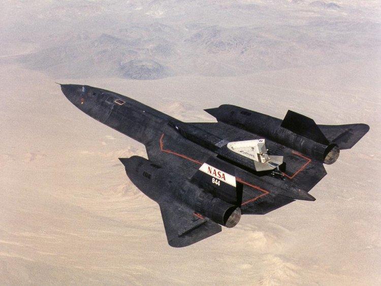 SR-71 NASA