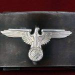 SS Waffenakademie Koppelschlo pistole