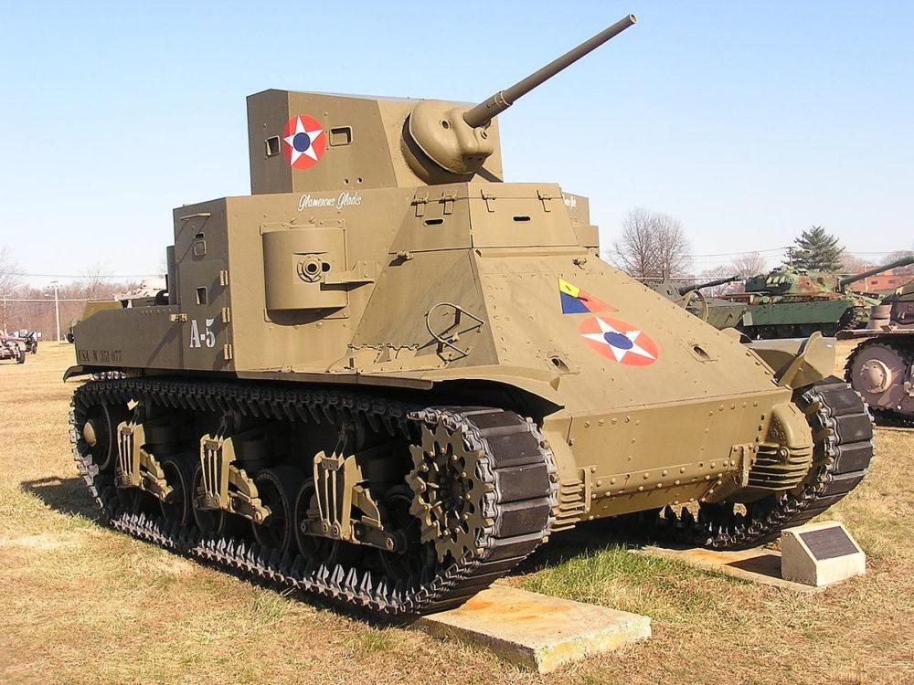Танк M2