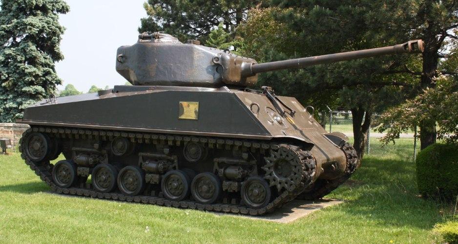 Танк М4А2(76)W HVSS
