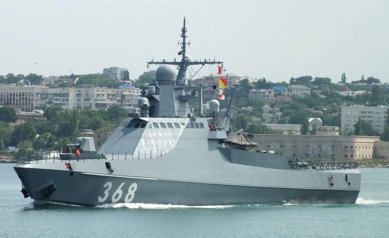 «Василий Быков», корабль проекта 22160