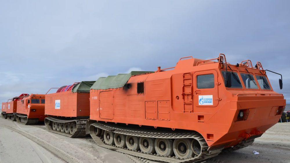 Вездеход ДТ-30П «Витязь»