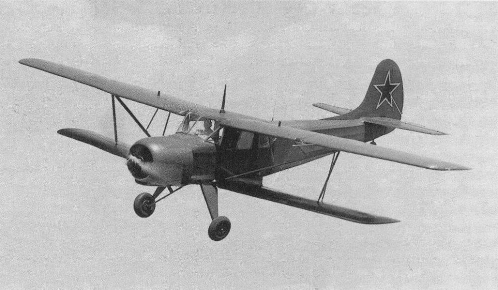 Як-12Б