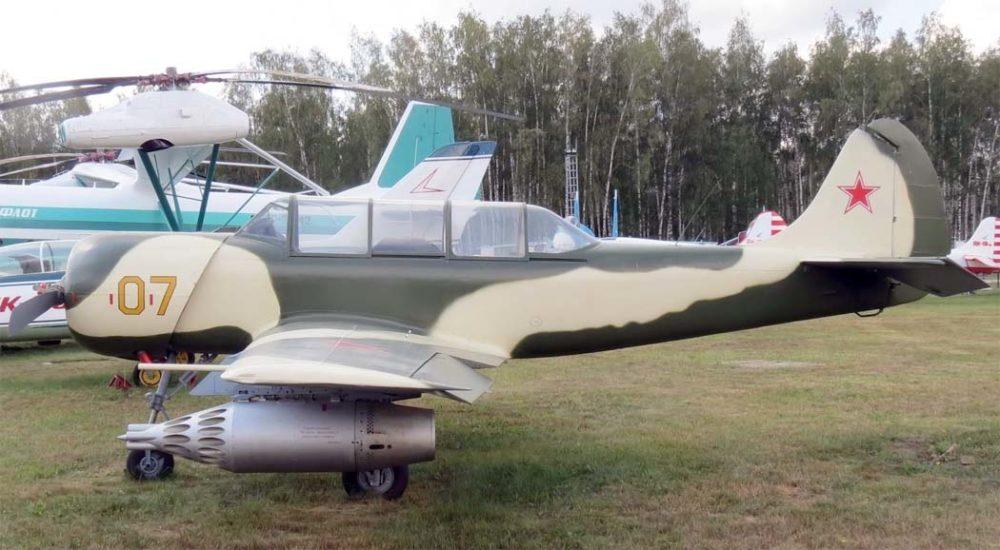 Як-52Б