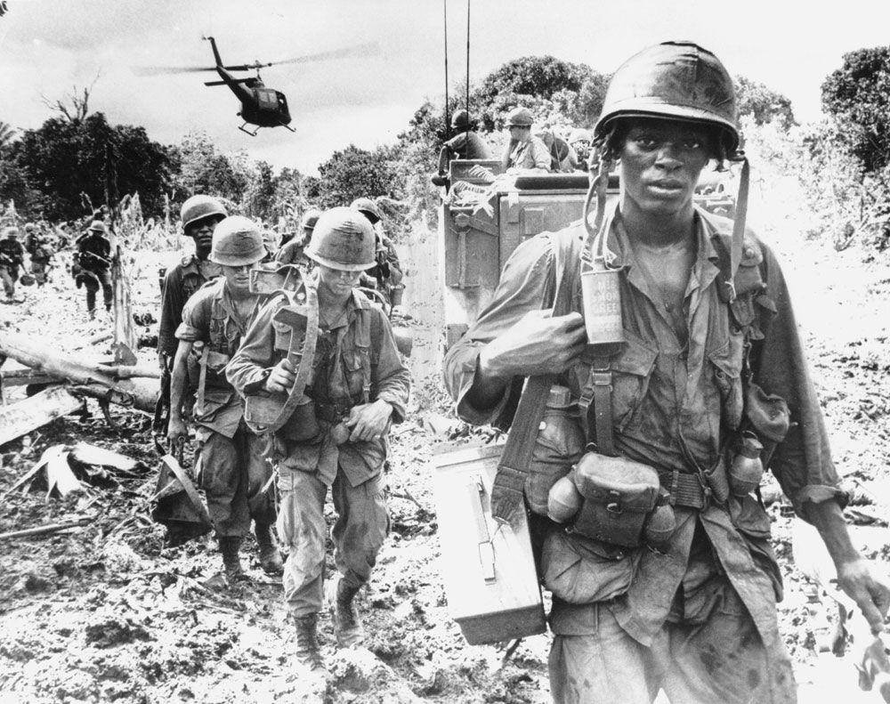 Американцы во Вьетнаме