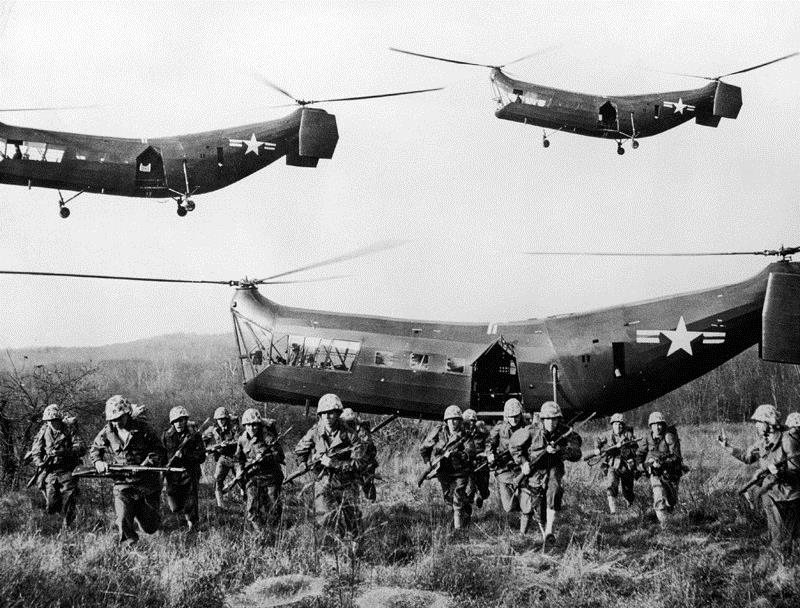 Американские войска в Корейской войне