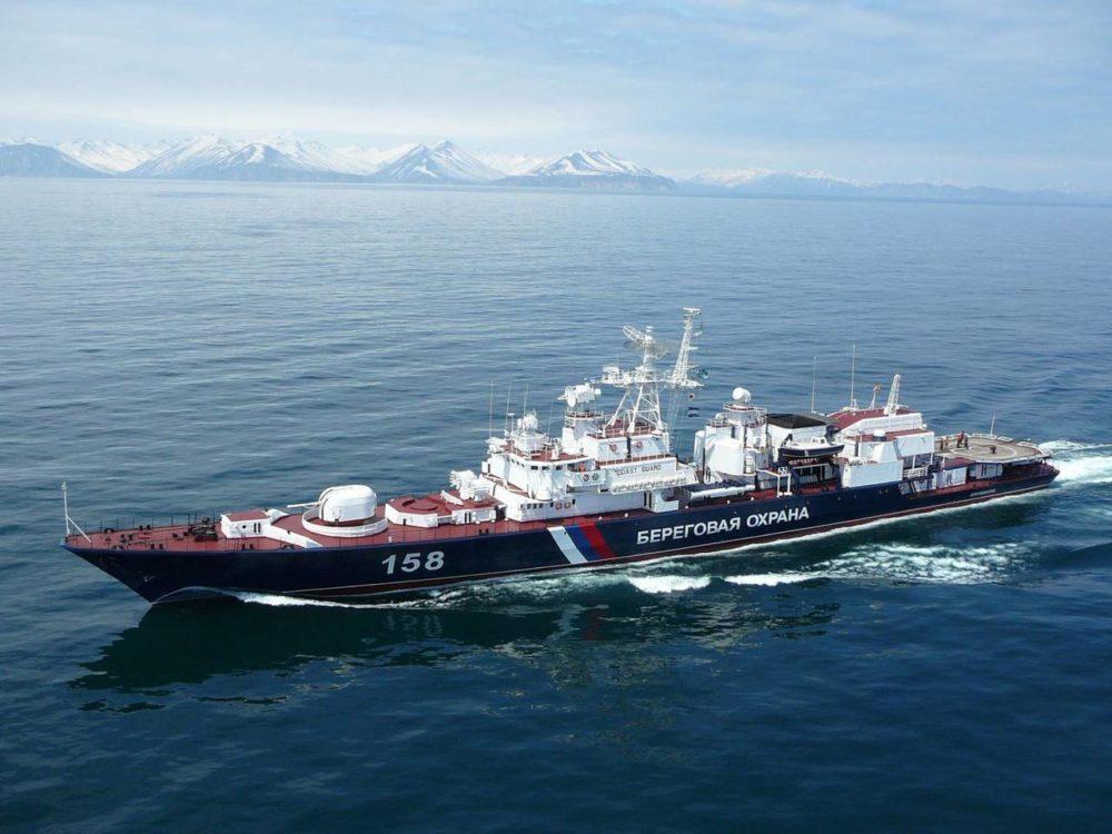 Cторожевой корабль «Феликс Дзержинский»