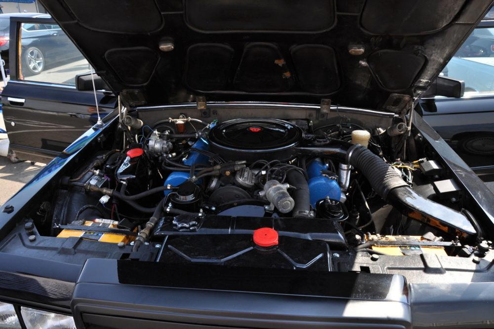 Двигатель ЗиЛ-41047