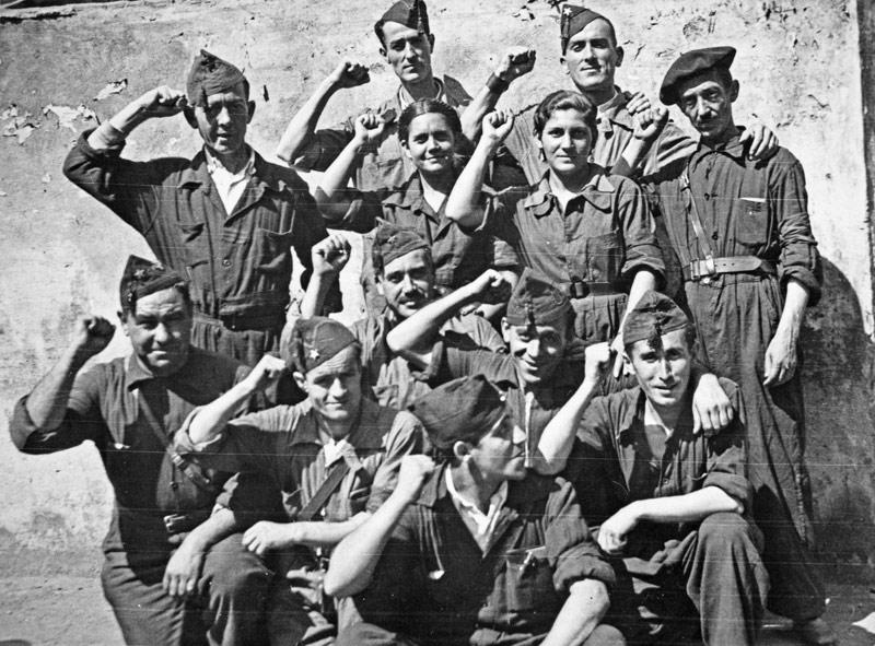 Интернациональная бригада