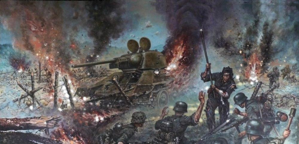 Картина В. Болтышева