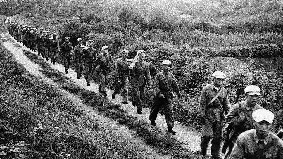 Китайские войска в Корейской войне