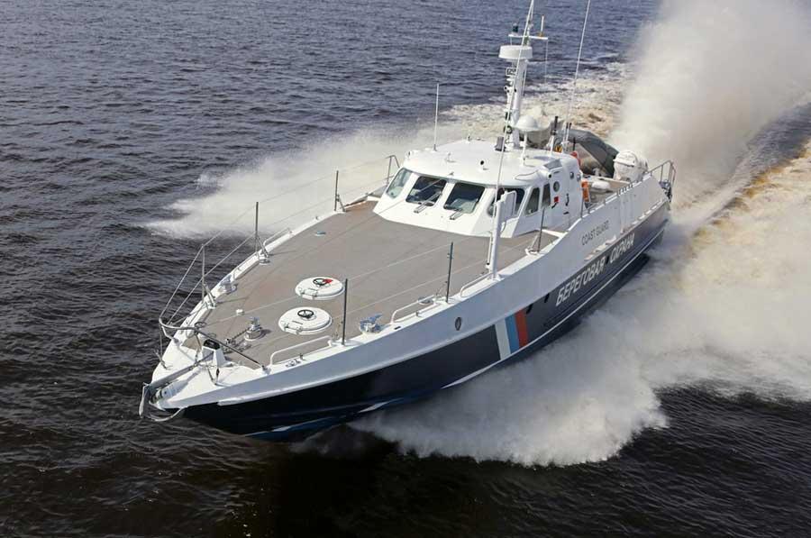 «Мангуст» береговой охраны