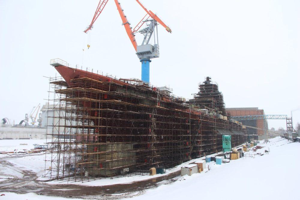 Модернизация «Адмирала Нахимова»