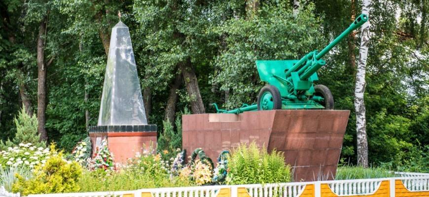 Памятник Сиротинину