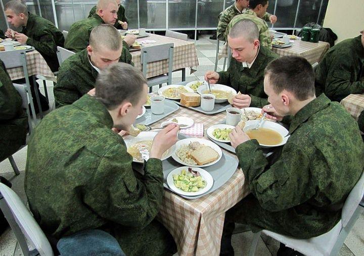 Панкреатит и питание в армии