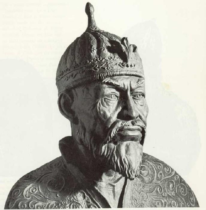 Скульптурный портрет Тамерлана
