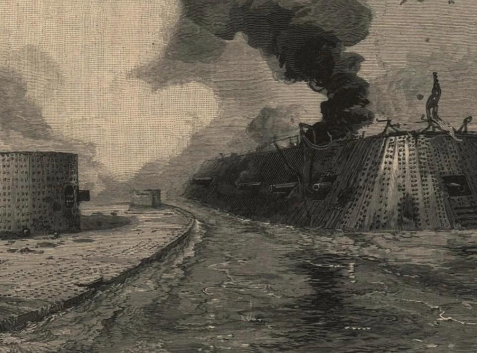 Сражение на Хэмптонском рейде