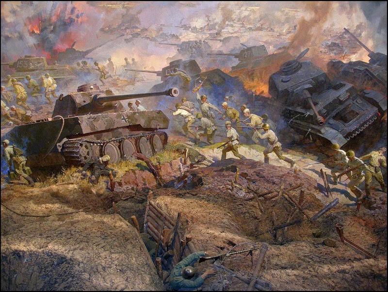 Бой под Прохоровкой