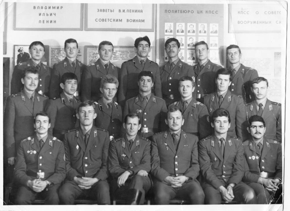 Дембеля в СССР