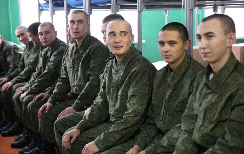 Гайморит в армии