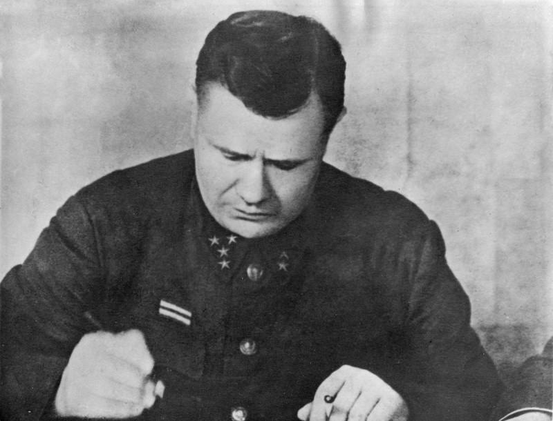 Генерал-полковник Еременко