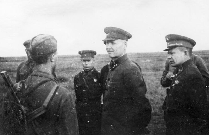 Генерал-полковник Конев