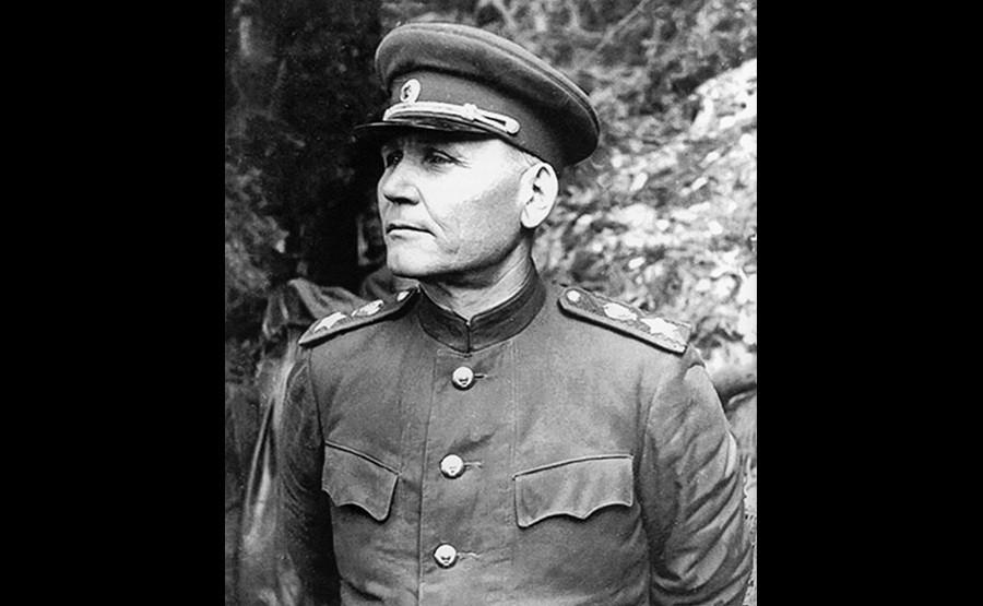 И.С. Конев