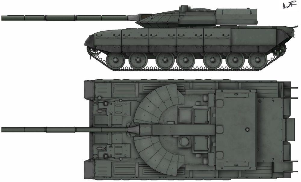 Изображение Т-95