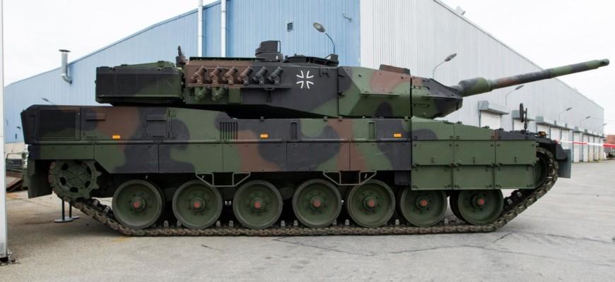 Leopard-2A7+