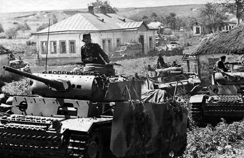 Немецкие танки Pz-III