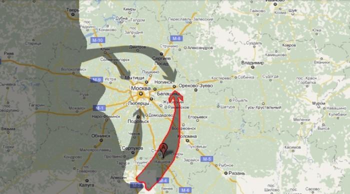 План ноябрьского наступления вермахта