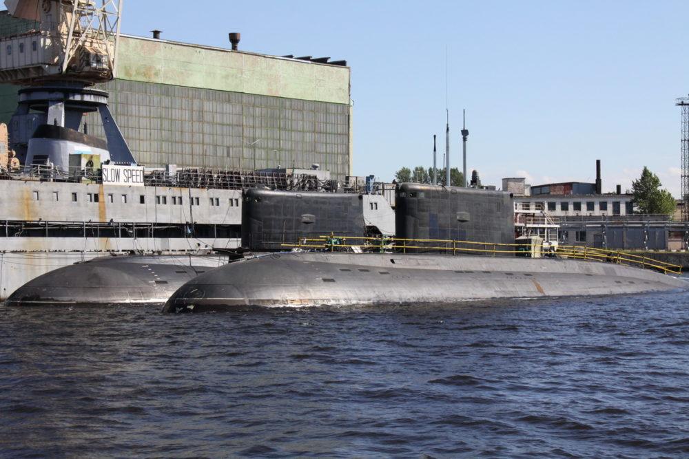 Подводные лодки «Варшавянка»