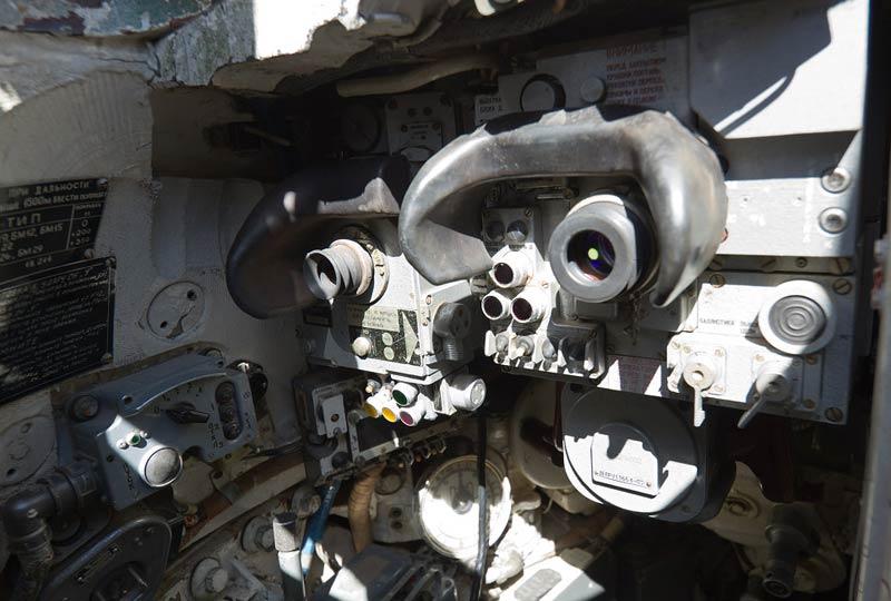 Прицельное оборудование Т-80БВ
