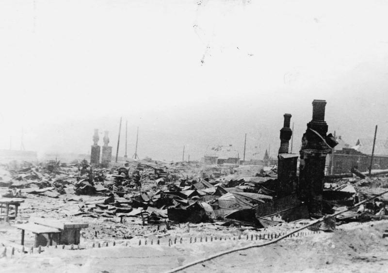 Развалины Калуги