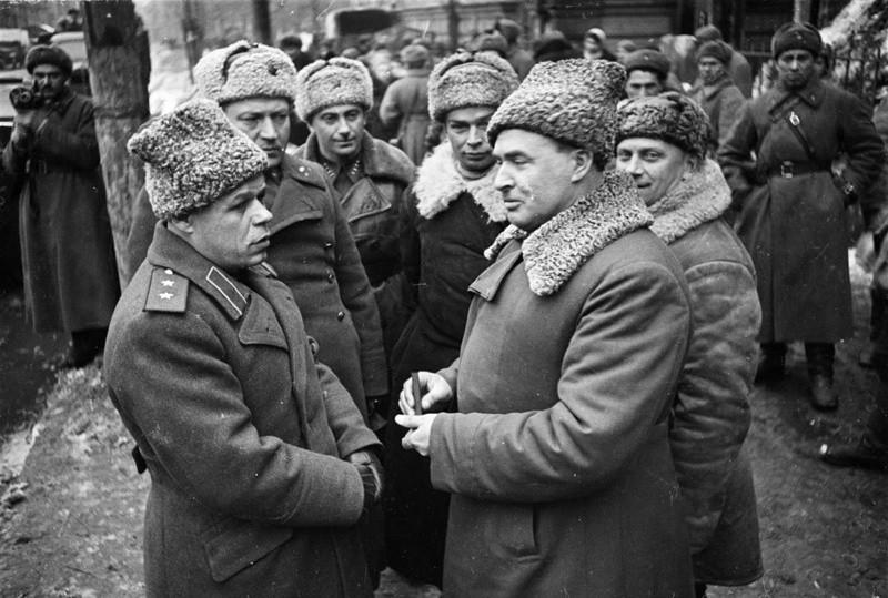 Рыбалко, 1943