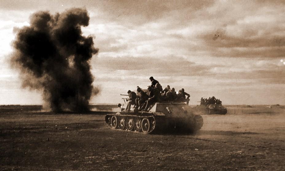 Т-34-76 в Курской битве