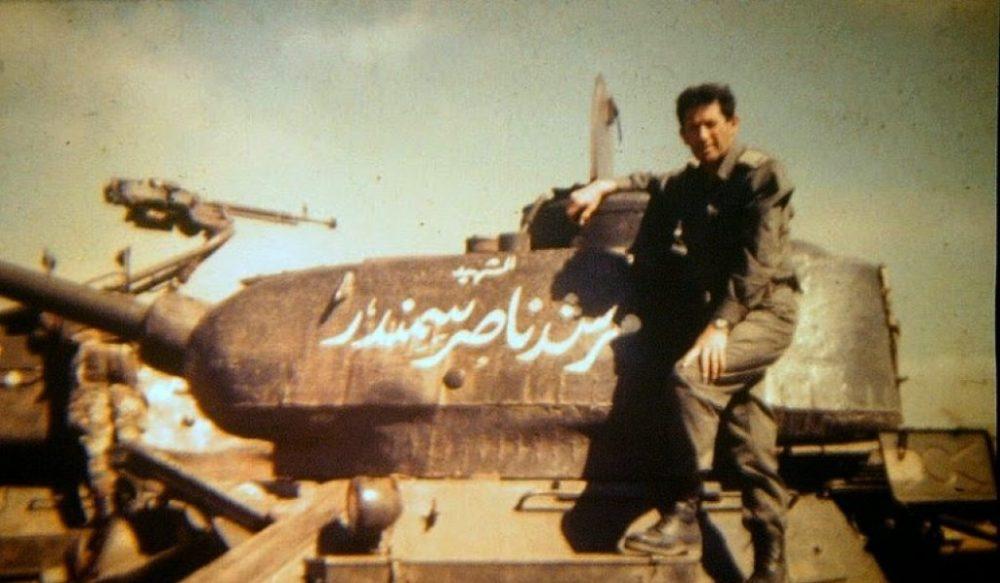 Т-34-85 в Сирии