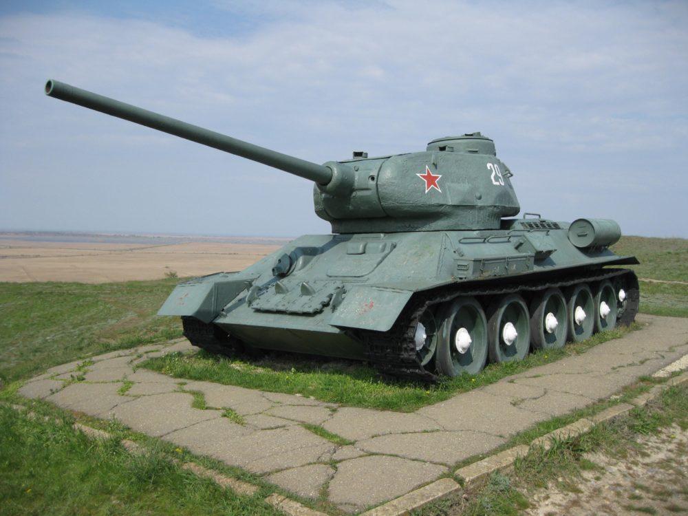 Т-34 - творение Кошкина