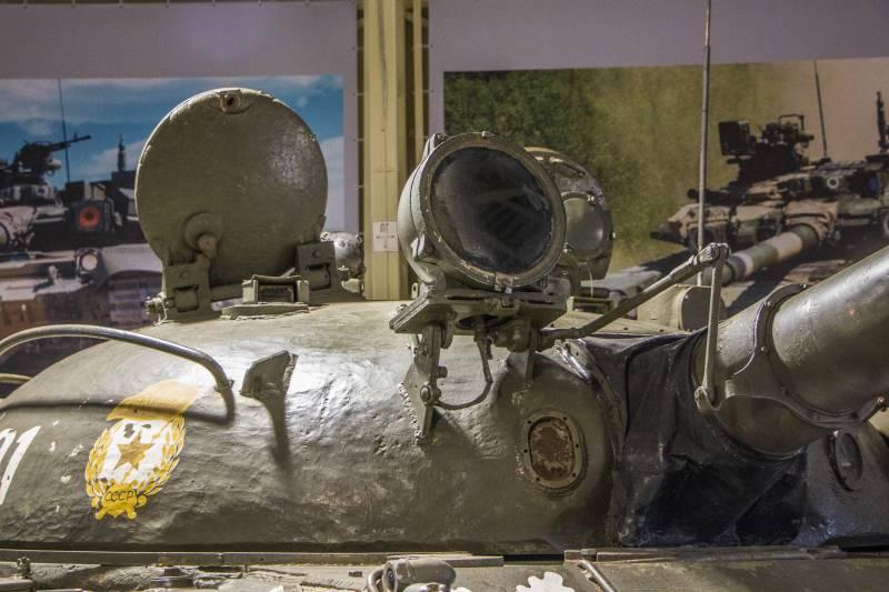 Т-62 с дальномером КДТ-1