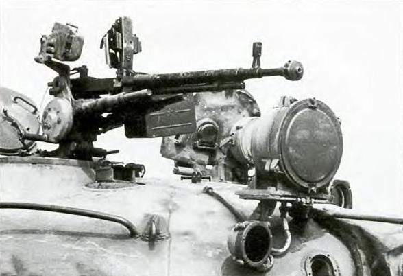 Т-62 с ДШКМ