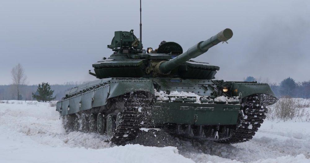 Т-64БМ «Булат»